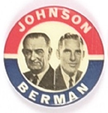 Johnson and Berman Coattail