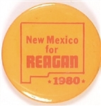 New Mexico for Reagan