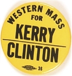 Western Massachusetts for Kerry, Clinton
