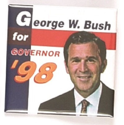 Bush for Governor of Texas
