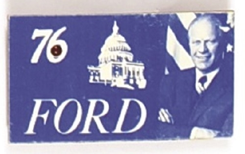 Gerald Ford Blinker Pin