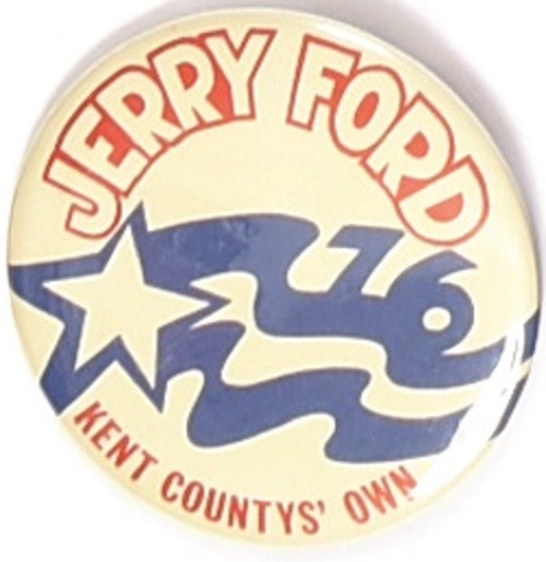 Jerry Ford Kent County's Own