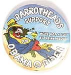 Parrotheads for Obama