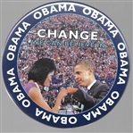 Barack and Michelle Obama, Change