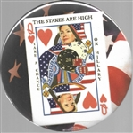 Hillary Queen of Hearts