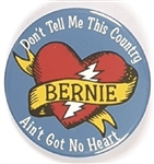 Sanders Use Your Heart