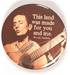 Sanders, Woody Guthrie This Land Was Made for You and Me