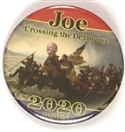 Joe Biden Crosses the Delaware