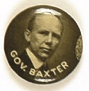 Baxter for Governor, Maine