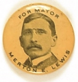 Lewis for Mayor of Rochester, N.Y.