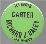 Illinois Carter Delegation, Richard J. Daley Chairman