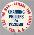 Channing Phillips for President