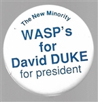 WASPs for David Duke