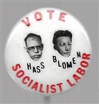 Hass and Blomen Socialist Labor Party