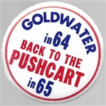 Goldwater Back to the Pushcart