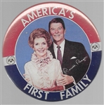 Reagans Americas First Family