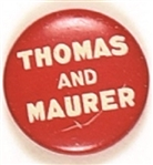 Thomas and Maurer Socialist Party