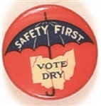 Ohio Safety First Vote Dry