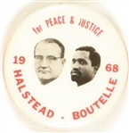 Halstead, Boutelle 1968 Socialist Workers Party
