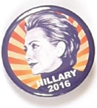 Hillary Clinton 2016 Celluloid
