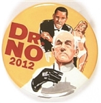 Ron Paul Dr. No by Brian Campbell