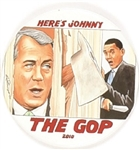 Heres Johnny! Boehner and Obama by Brian Campbell