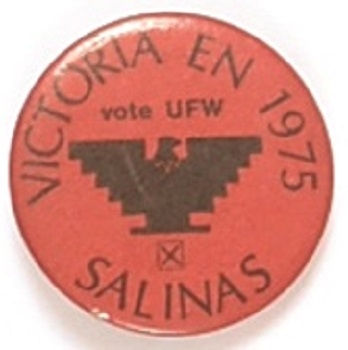 United Farm Workers Victoria Salinas 1975