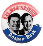Reagan, Bush New Leadership