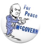 McGovern Peace Dove