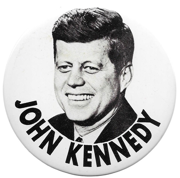 John Kennedy Large Litho