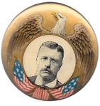 Theodore Roosevelt Golden Eagle