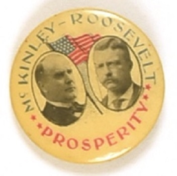 McKinley and Roosevelt Prosperity