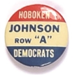 Hoboken, New Jersey, for Lyndon Johnson
