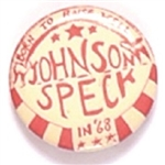 Johnson and Speck Born to Raise Hell