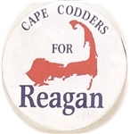 Cape Codders for Reagan
