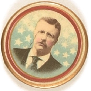Theodore Roosevelt Stars in the Sky