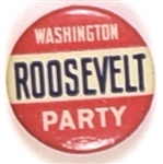Roosevelt Washington Party
