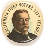 Taft First Voters League California