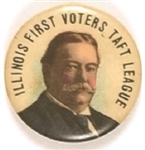 Taft First Voters League Illinois