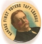 Taft First Voters League Kansas