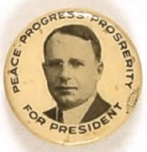 Cox Peace, Progress, Prosrerity