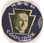 Keep Coolidge Pennsylvania Keystone