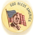 Franklin Roosevelt God Bless America