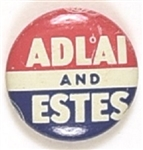 Adlai and Estes Litho
