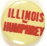Illinois for Humphrey