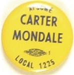 Carter, Mondale AFSCME Local 1225