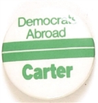 Democrats Abroad for Carter Green