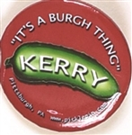 Kerry Pickle Its a Burgh Thing
