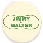 Jimmy and Walter, Carter Peanut Pin
