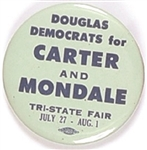 Douglas Democrats for Carter and Mondale